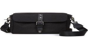ONA - The Bowery - Camera Messenger Bag - Black Nylon (ONA014NYL)