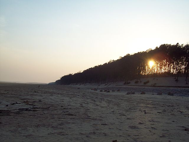 Travel India on a Low Budget - Digha