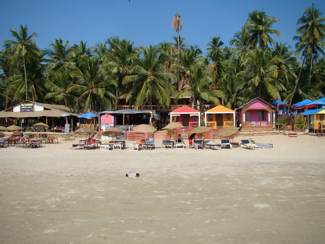 Travel India on a Low Budget - Goa