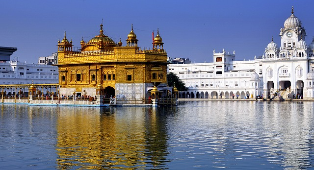 Travel India on a Low Budget - Golden Temple, Amritsar